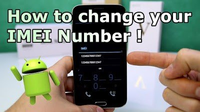 How To Change, Modify Or Fix Null IMEI Of Any Android Device