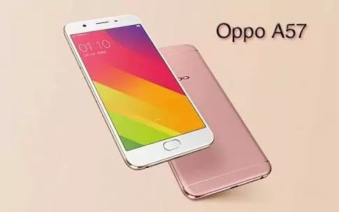 how to update oppo a57 firmware