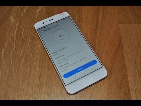How To Flash Huawei OTA Update Firmware Without SDcard - Leakite