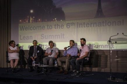 6th International Lean IT Summit