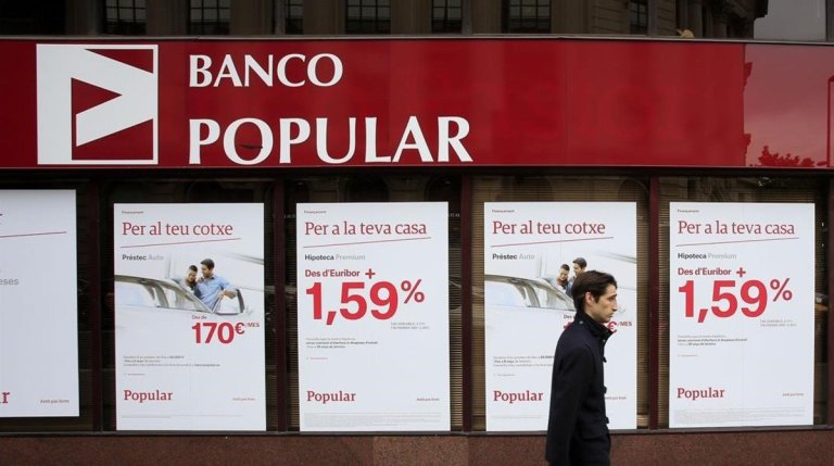 Banco popular acciones reclamar