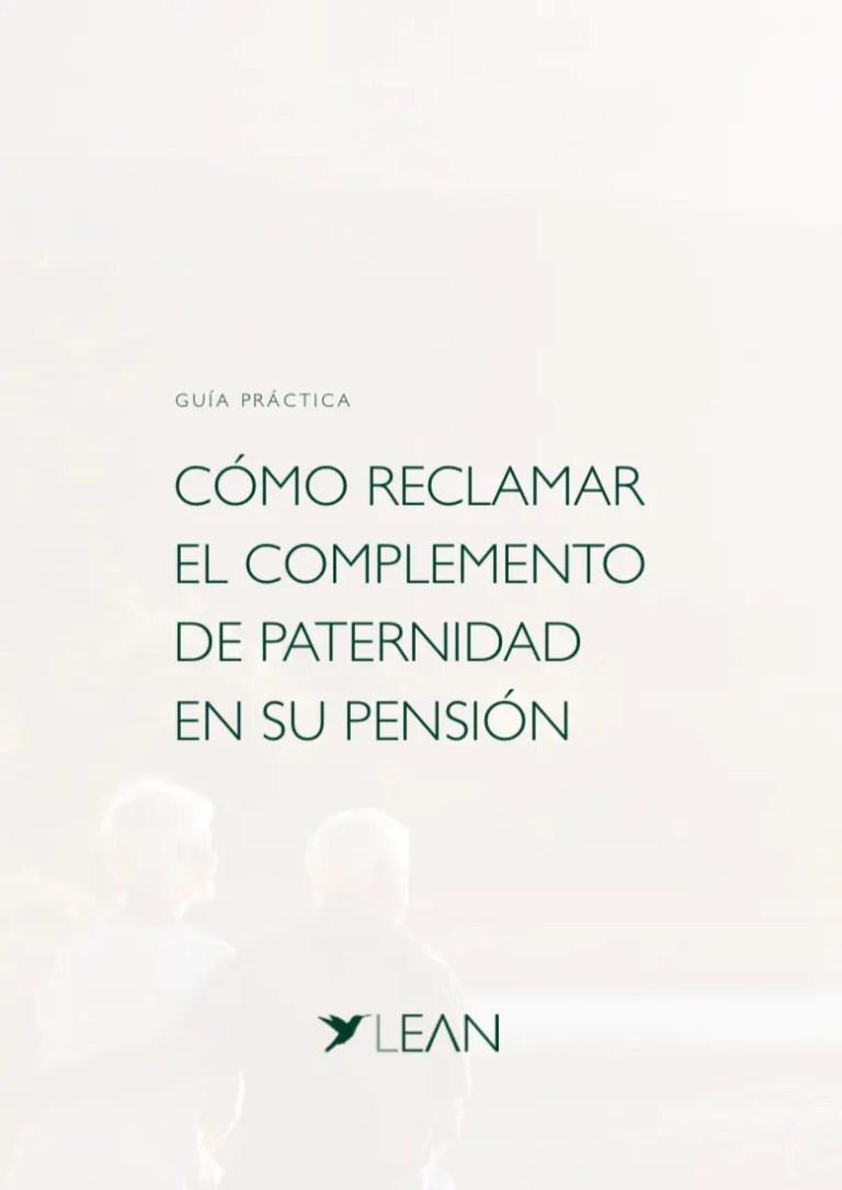Como reclamar el complemento de la pensión