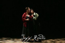 Leandra Ramm picture, performs in Jeff Reeves play Take Two