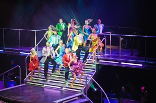 Leandra Ramm picture Celebrity Cruises Silhoutte Take Twenty Four