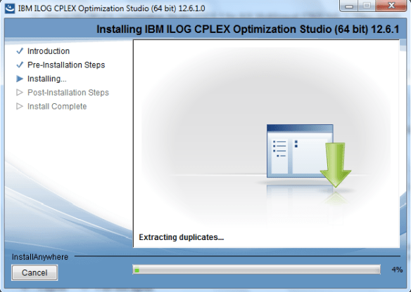 How to: Download and install IBM ILOG CPLEX Optimization