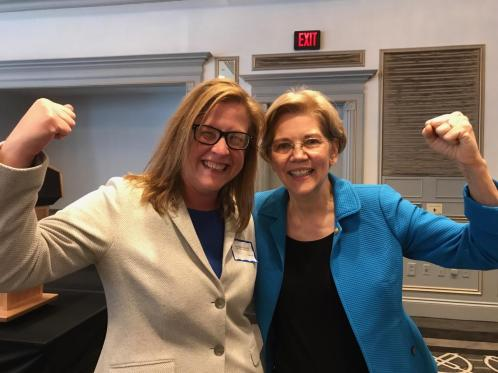 May 2017 Elizabeth Warren