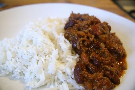 Clean Dinner Recipe Chilli Con Carne