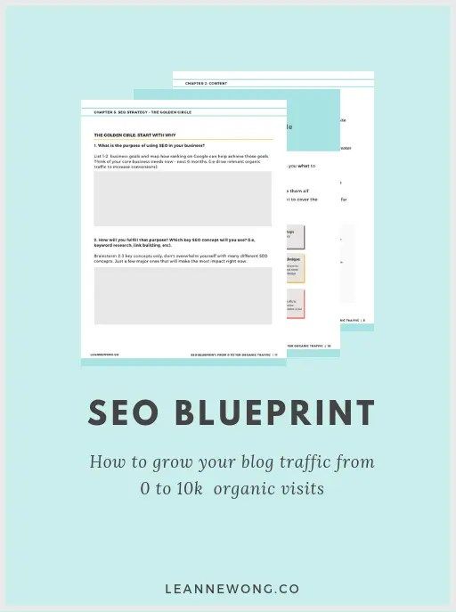 SEO BLUEPRINT download-LEANNEWONGCO-HOMEPAGE