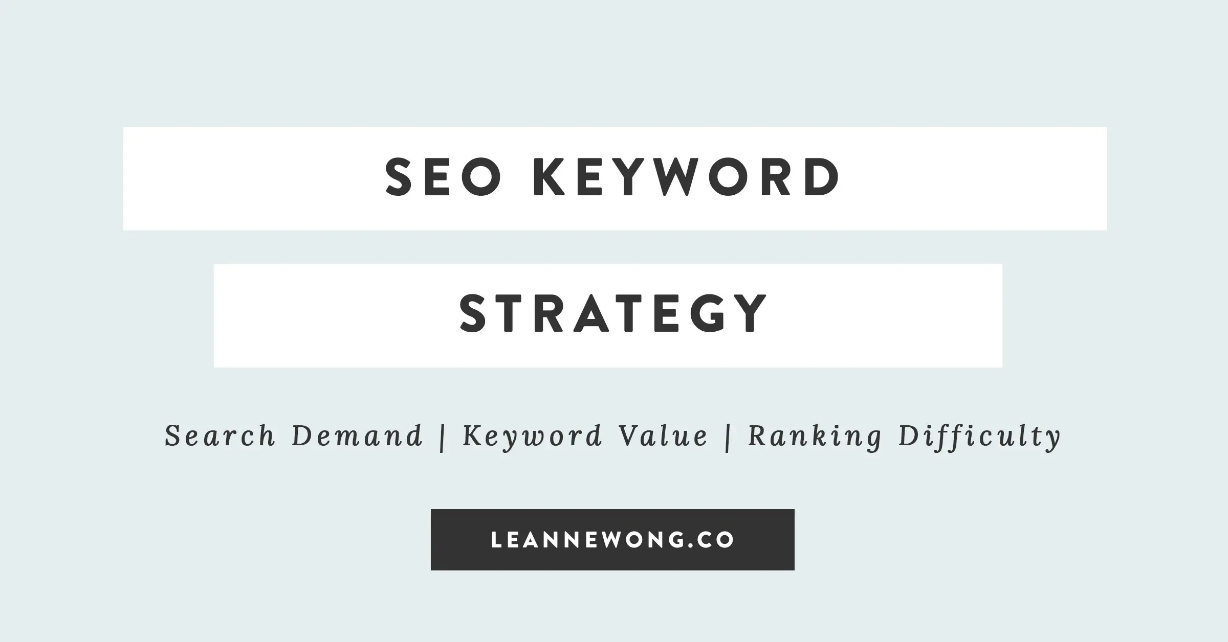 keyword-strategy-seo-glossary