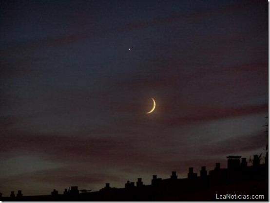 Luna y venus 3