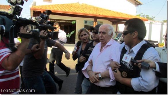capturado ginecologo violador brasileño 1