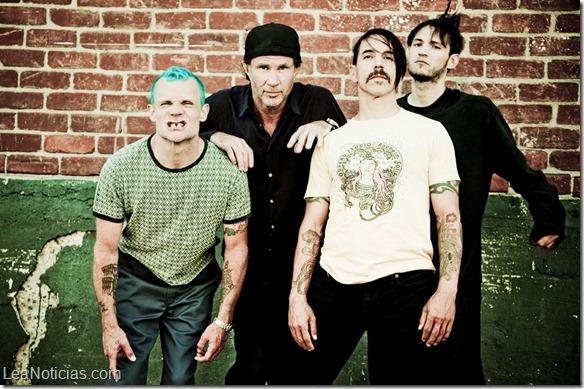 Red Hot Chili Peppers quiere das un concierto en Cuba