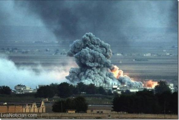 15 miembros de Al Qaeda mueren en bombardeo de la coalición