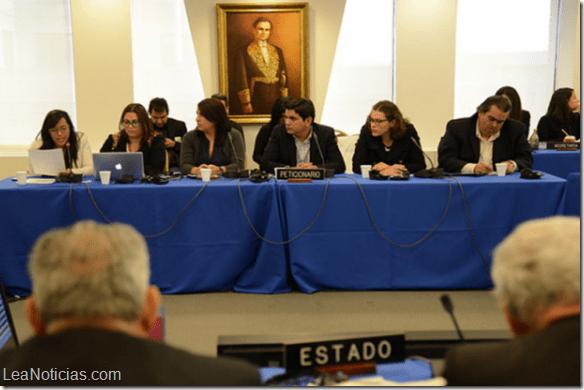 CIDH alerta el deterioro de la libertad de expresión en Venezuela