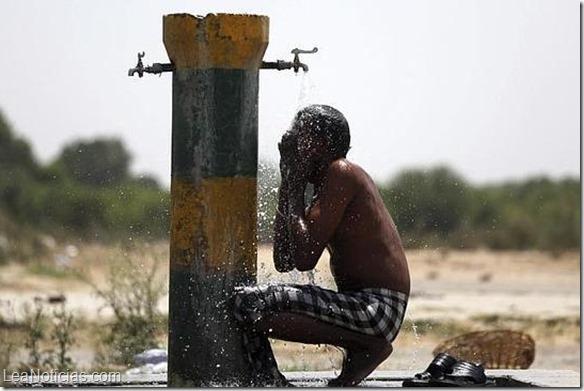 Más de mil personas han fallecido por ola de calor en India