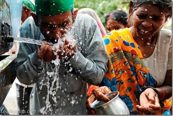 Decretan alerta máxima en India por ola de calor