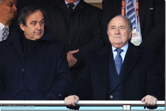 Michel Platini no respalda boicot del Mundial de Rusia 2018