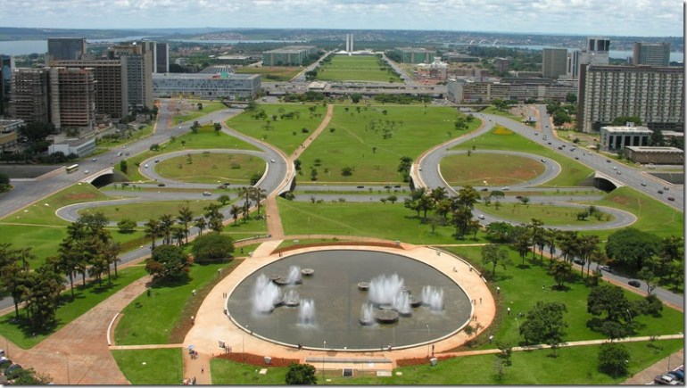 Brasilia - Lugares para visitar en Brasil