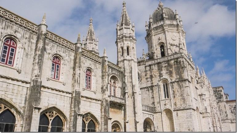 Lisboa Jeronimos - Siete lugares que se deben conocer al visitar Portugal