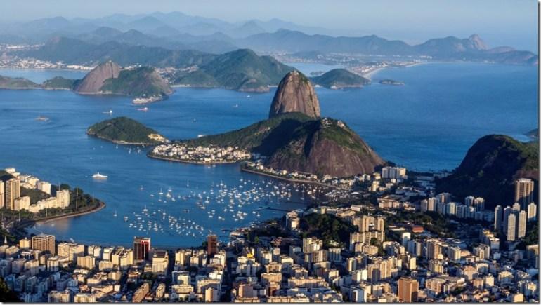 Rio de Janeiro - Lugares para visitar en Brasil