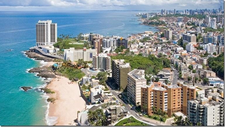 Salvador de Bahía - Lugares para visitar en Brasil