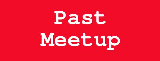past meetup banner