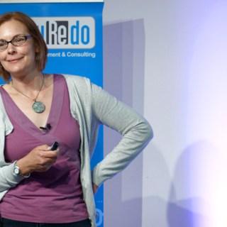 Elizabeth Shassere at Lean Startup Yorkshire