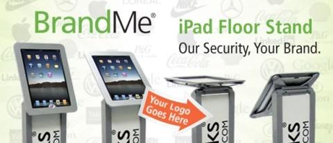Maclocks BrandMe iPad Stand (flip)