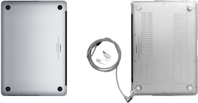 MacBook Pro Retina Lock - Back