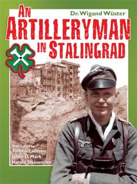 Cover of Artilleryman in Stalingrad