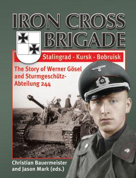 Cover of Iron Cross Brigade