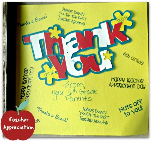teacher appreciation gift basket ideas for the whole week leap of