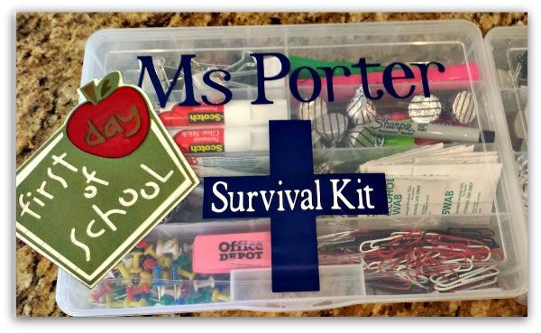 survival kit teachers