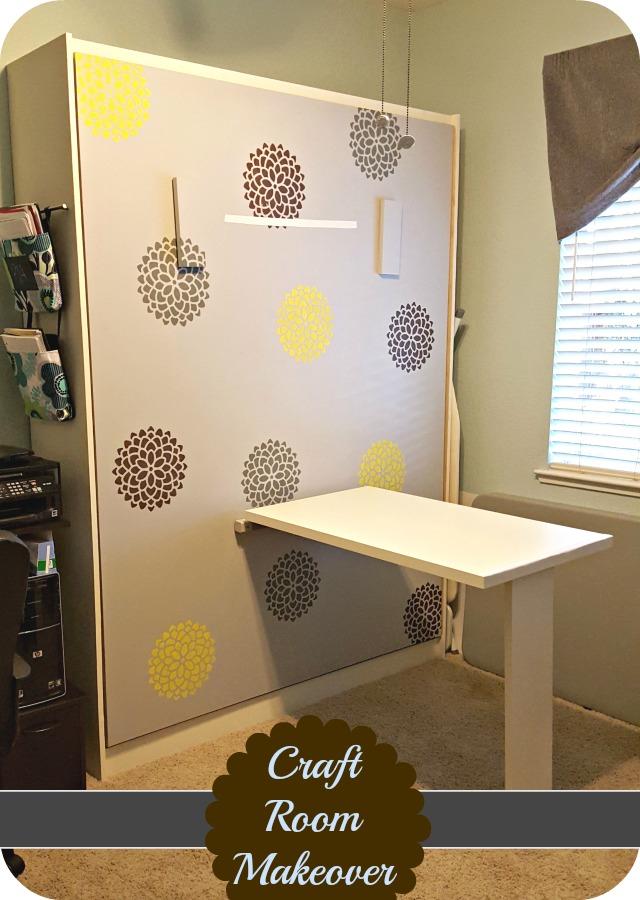 wall mounted table diy