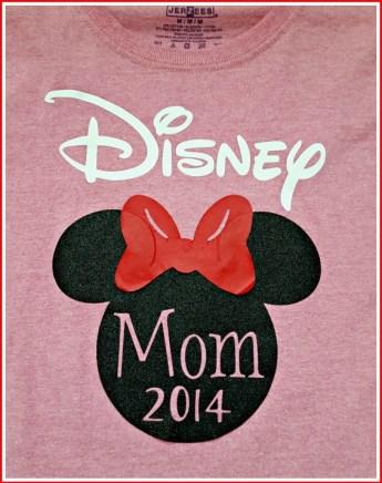 personalized Disney shirt