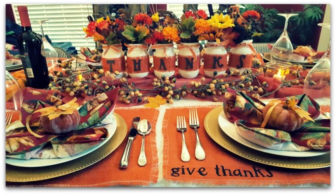 Rustic Thanksgiving Decor