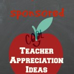PTA sponsored Teacher Appreciation Ideas