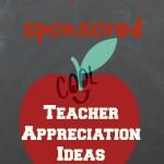Fun and Easy Teacher Luncheon Ideas!