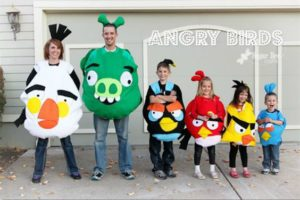 DIY family costumes