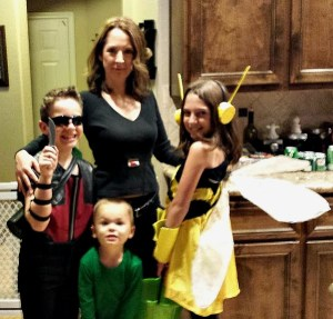 family avengers costumes DIY