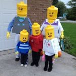 35 DIY Fun Family Halloween Costumes!!