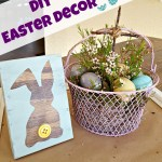 How to Turn Plastic Eggs into Pretty Easter Eggs!