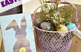 Easter Egg Makeover