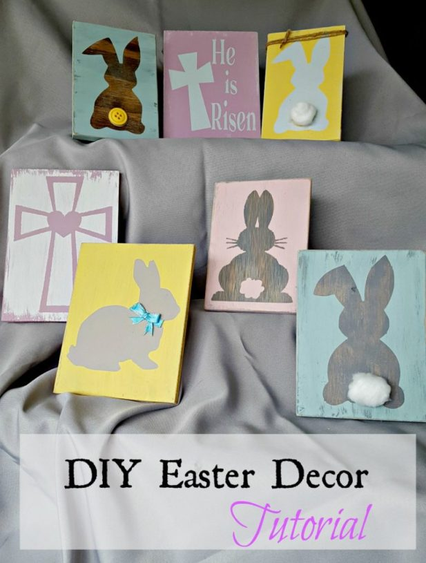 DIY Easter Decor