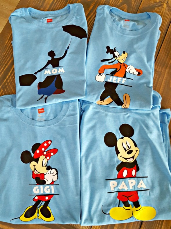 Diy Disney Shirts Tutorial With Cds Video Tutorials Leap Of Faith