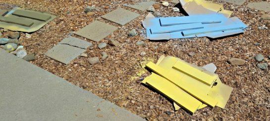 DIY outdoor patio porch sign tutorial