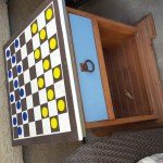 DIY Large Checkerboard Tutorial