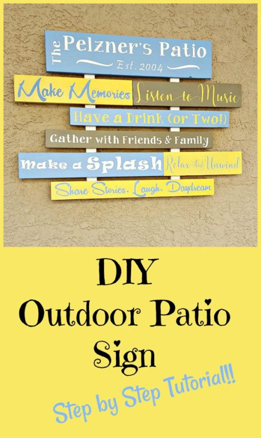Learn How To Make Wooden Signs With Quotes Porch Rules Sign Leap