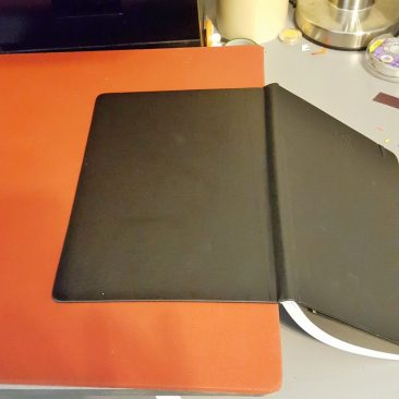 heat transfer vinyl journal