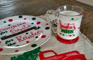Santa Mug DIY